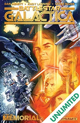 Classic Battlestar Galactica Vol. 1: Memorial